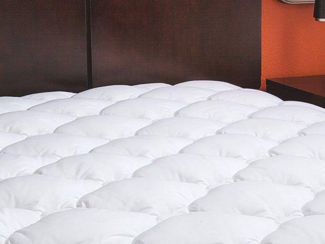 Upgrade uw bed met een matras in hotelstijl, te koop alleen vandaag