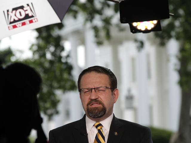 Nazi Meet Ya: Fox News Hires Former Trump Deputy Assistant Sebastian Gorka