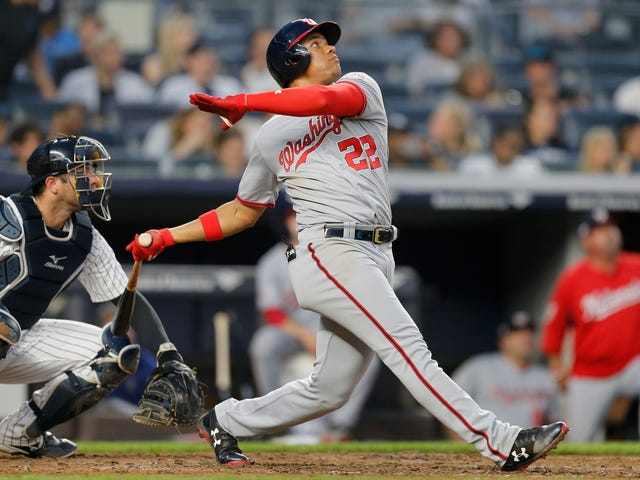 Juan Soto Is 19 And Crushing It