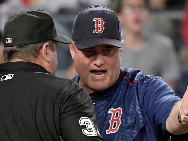 Red Sox Bosses Don't Like It When You Call Them To Chat About The Team's Sign-Stealing Scheme