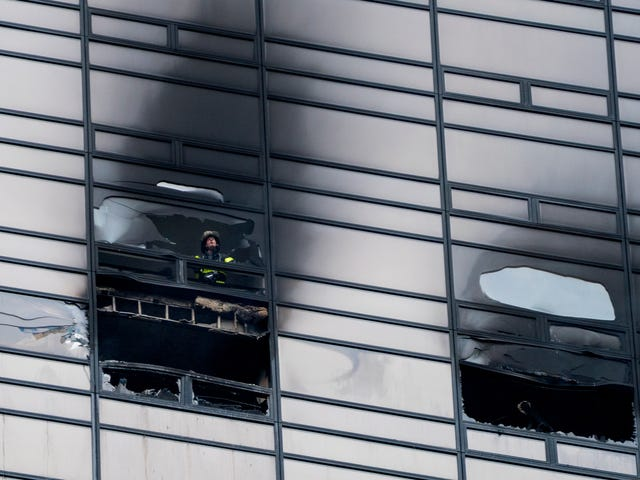 Trump Tower Fire That Killed Tenant Resulted From Power Strips Plugged Into Each Other, FDNY Says