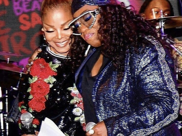 Essence Held a Supa Dupa Fly Night Honoring the Icon Missy Elliott