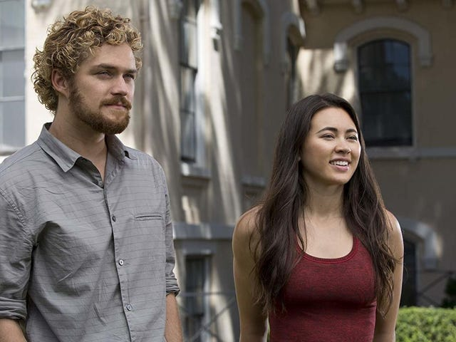 Holy Cow, Iron Fist Has Been Cancelled By Netflix