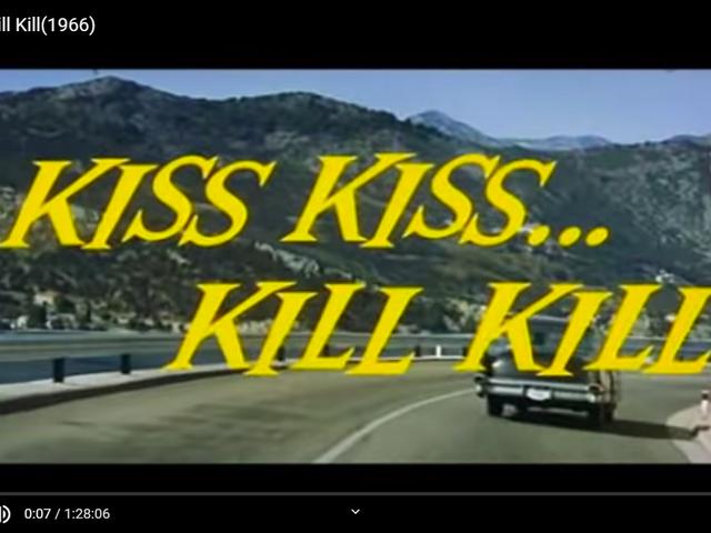Kiss Kiss, Kill Kill (1966)