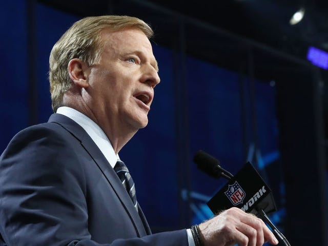 All The Controversy In The World Can't Stop NFL Revenue From Hitting A New All-Time High