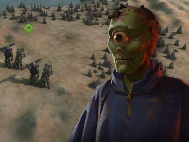 Uh, Civilization VI Has A Battle Royale Mode Now