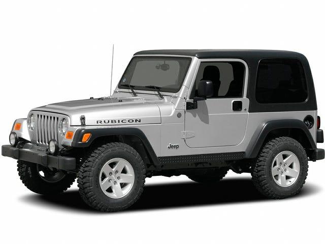 I kind of miss small jeeps