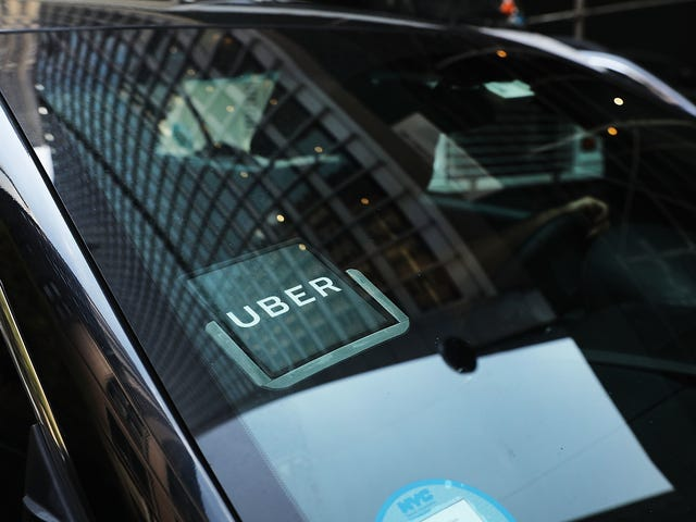 The FBI Is Investigating the Uber Program That Allegedly Spied on Lyft Drivers