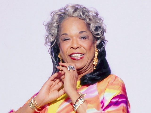R.I.P. Della Reese, singer and star ofTouched By An Angel