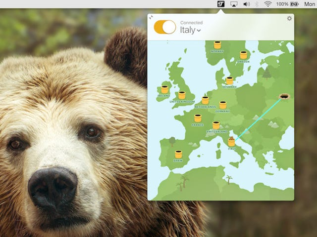 TunnelBear Cleans Up Its Interface, Improves Connection Speeds, and Adds New Security Features