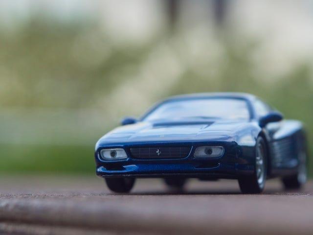 Ferrari Παρασκευή - Kyosho 512TR