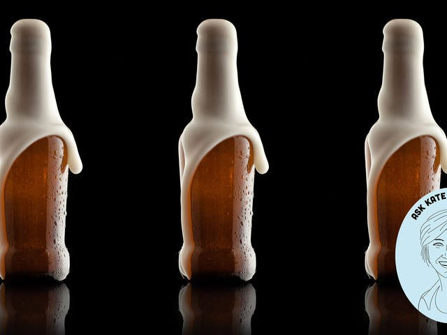 Ask Kate About Beer: What's causing my beer to gush out of the bottle?
