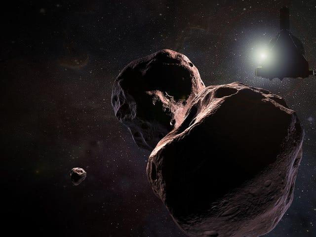NASA's New Horizons Is Awake and Ready to Explore Space Beyond Pluto