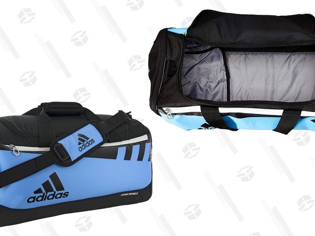 Head to the Gym With This $27 Adidas Duffel Bag