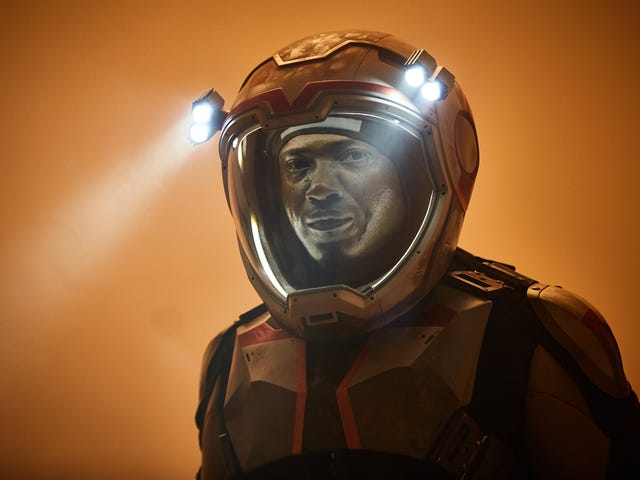 The Mars TV Miniseries' Biggest Problem Is That It's Trying Way Too Hard to Be Real
