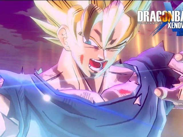 Dragon Ball Xenoverse 2 Announced (for 2016!)