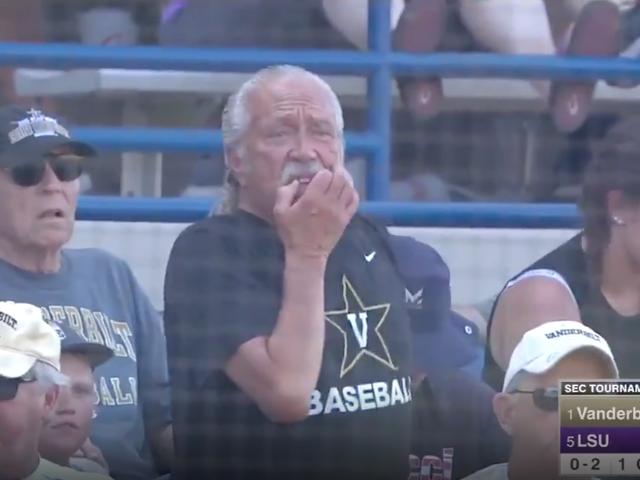 O assobiador de Vanderbilt não será silenciado