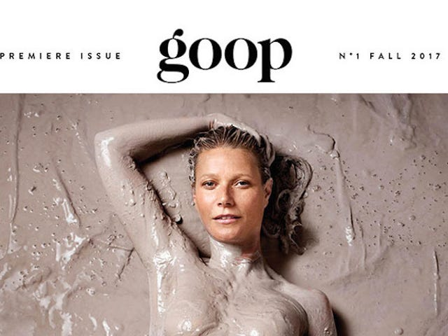 I Read Every Single Page of the New Goop Magazine, and If Gwyneth Paltrow Gets Her Way, You Will Too