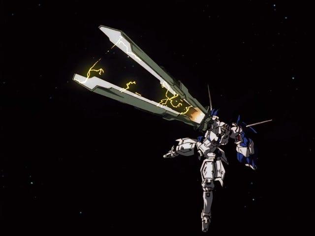Візуально Приголомшливий (Non-ГАНДАМ) Мобільні Костюми <i>Gundam</i>