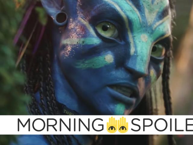 Το Na'vi της Πανδώρας του Avatar μπορεί να γιορτάζει τα Χριστούγεννα