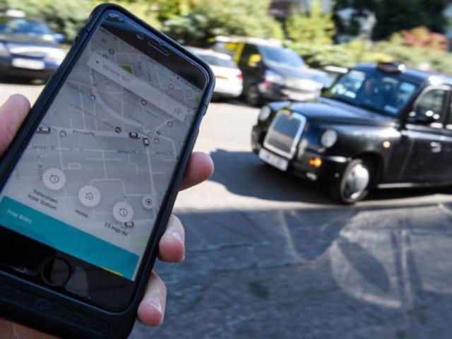 Así funciona el nuevo botón del pánico de Uber