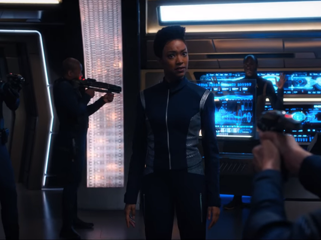 On Star Trek: Discovery, the Federation Takes Burnham's Bad Decision and Makes It Worse