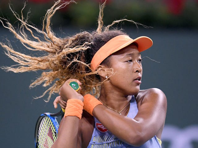 Naomi Osaka Could Pummel Her Way To A Title
