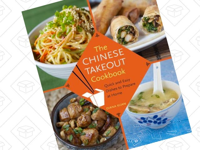 Learn How To Make Chinese Takeout Dishes At Home With This $2 Kindle Book