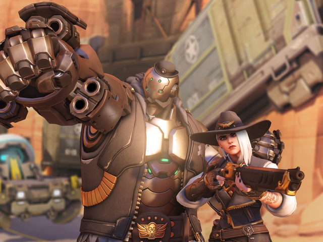 Overwatch's Ashe Is More Than Just Another Sniper