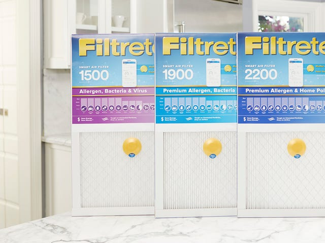 This Bluetooth Air Filter Will Tell You Just How Filthy Your Air Is