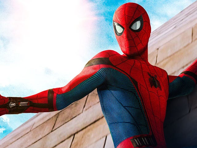 Spidey Has a Brand New Suit in This Far From Home Set Footage