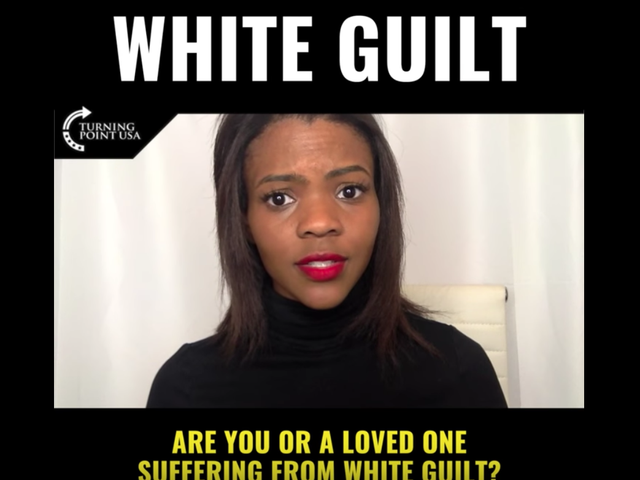 Candace Owens, Who Thinks Racism Is All in the Past, Got Paid After Suing Over Racist Attacks