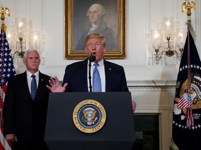 White Supremacist President Menyalahkan Media, Internet, dan Video Game untuk Penembakan Massal, Tidak Mengatakan tentang Senjata