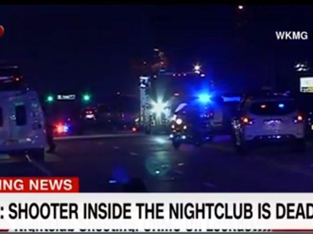 Al menos 49 muertos, 53 heridos, en tiroteo masivo en Orlando, Florida, Gay Nightclub