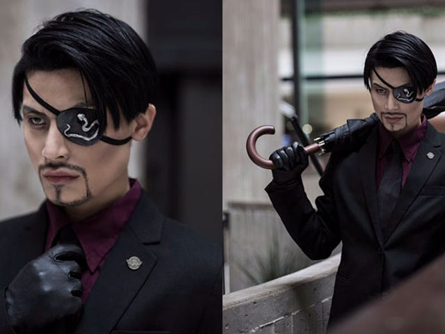 Yakuza Cosplay Is My Kind Of Cosplay