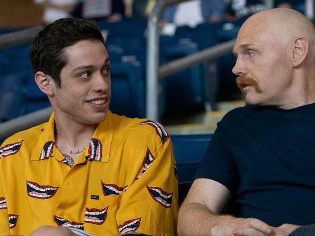 Judd Apatow fashions a low-laugh star vehicle for Pete Davidson in The King Of Staten Island
