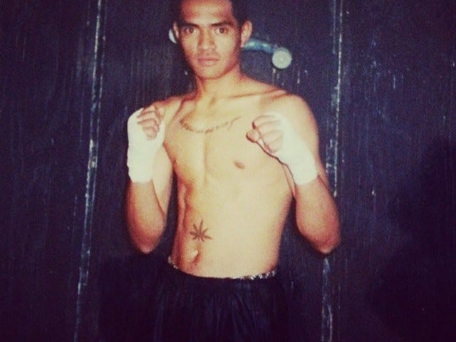 It Takes Heart to Fight: What Boxing Taught Me About White Supremacy