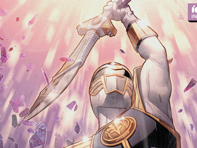 Mighty Morphin' Power Rangers' New Writer Breaks Down the Big Twists of Today's Major Issue