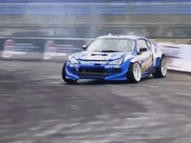 Watch Car After Car Crash At This Drift Event In China