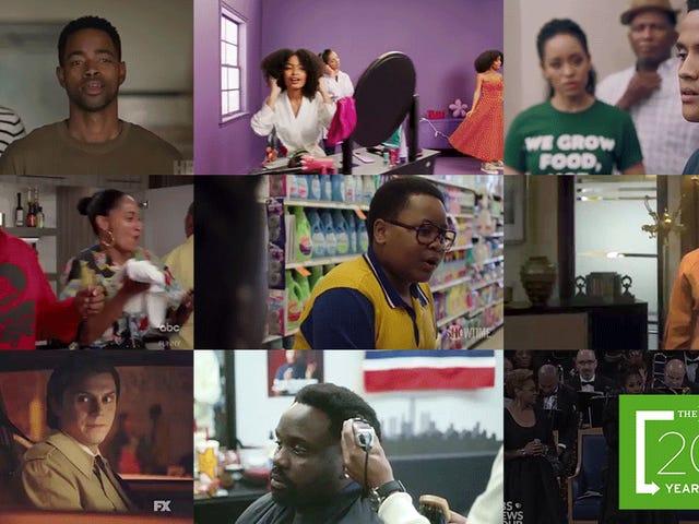 2018 년 블랙 텔레비전 10 최고의 순간