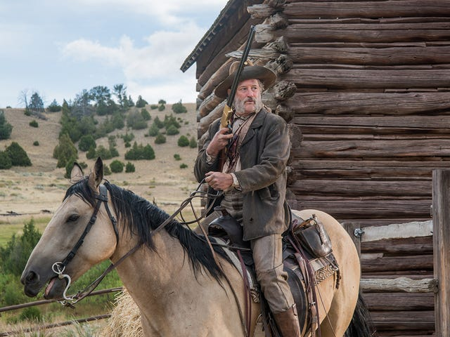 A quirky Bill Pullman lights up the ho-hum WesternThe Ballad Of Lefty Brown