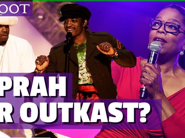(Κα.) Ποιος το είπε: Η χροιά μιας ρυτίδας στο χρόνο Quotes Oprah, Outkast και Rumi