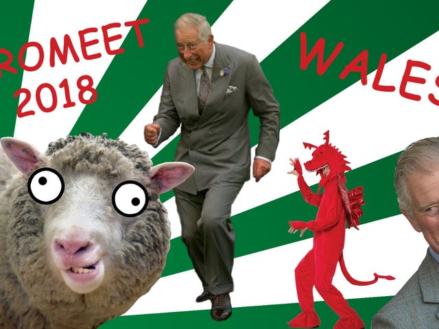 Wales Meet coming in 2 months. More details here! Registration form added!