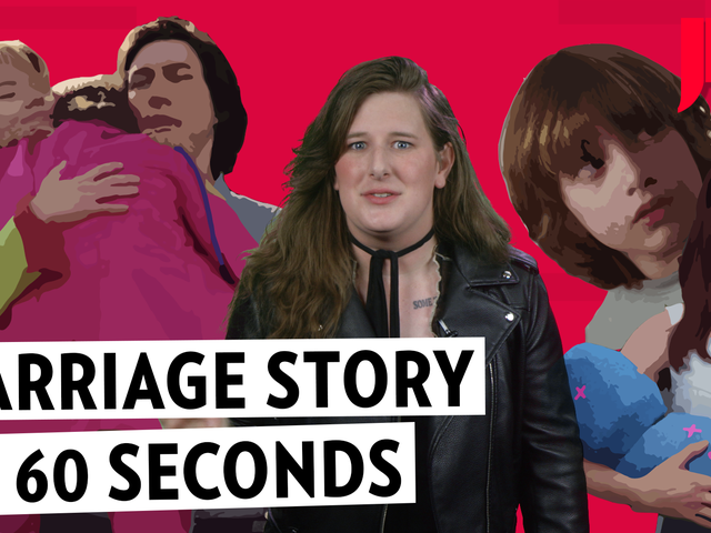 Marriage Story Could've Been Called Marriage, Is It Bad?