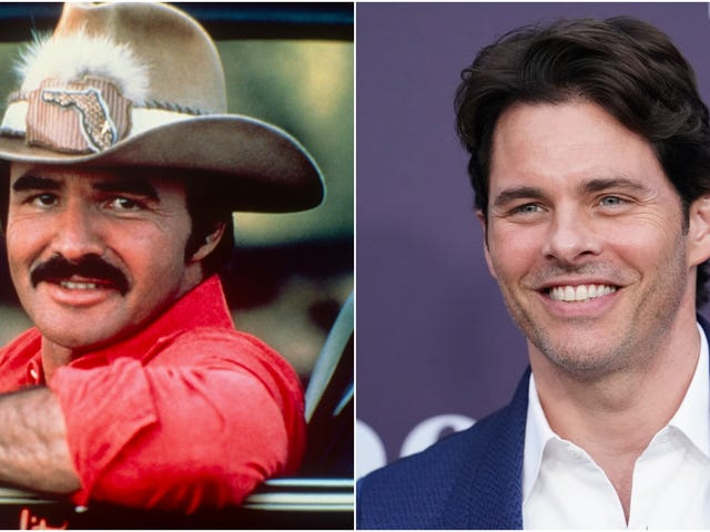 James Marsden's reported role as Burt Reynolds in Once Upon A Time… In Hollywood got cut