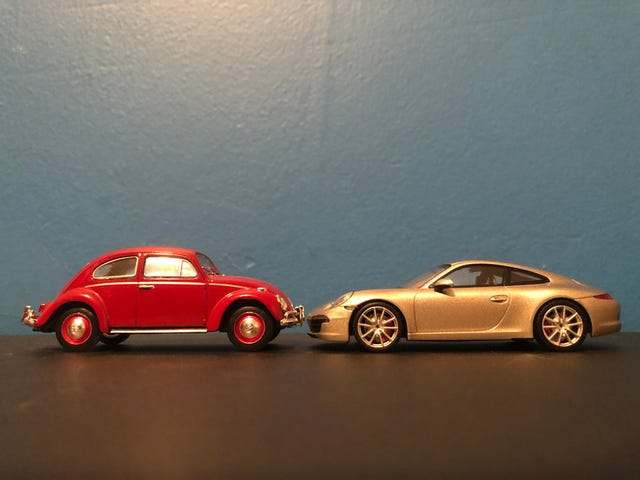 I finally bought my first Minichamps