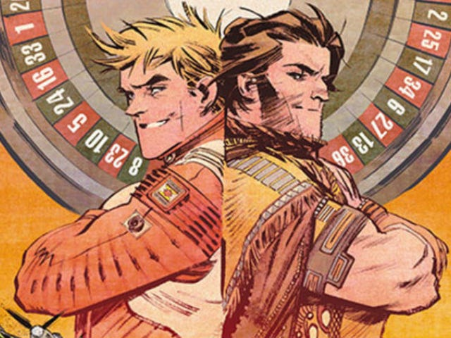 There's Finally an Update on the Movie Version of Mark Millar's Time-Traveling Comic Chrononauts