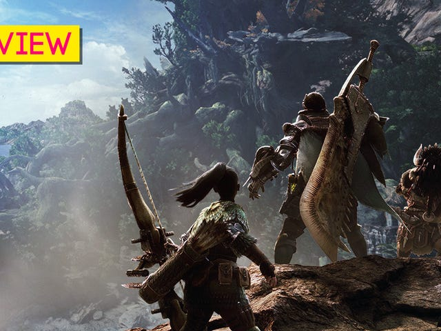 Monster Hunter: World: The Kotaku Review