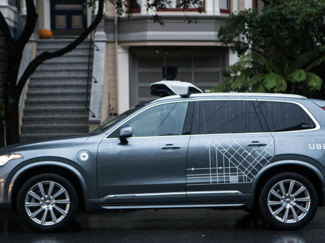 Uber Won't Renew Permit To Test Self-Driving Cars In California After Fatal Crash