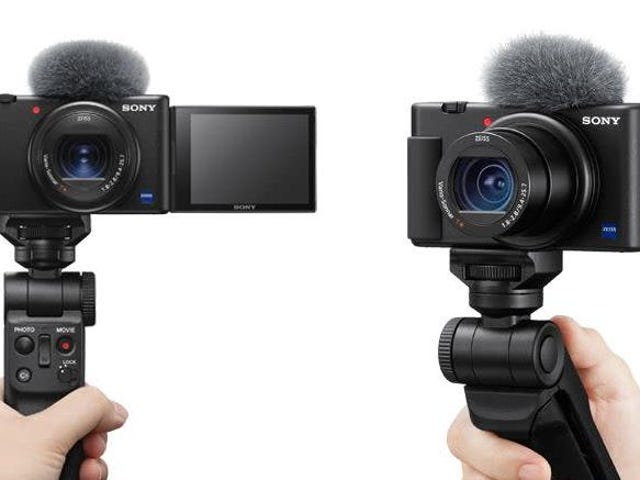 Sony's Leaked ZV-1 Might Be the Perfect Camera for Aspiring YouTubers
